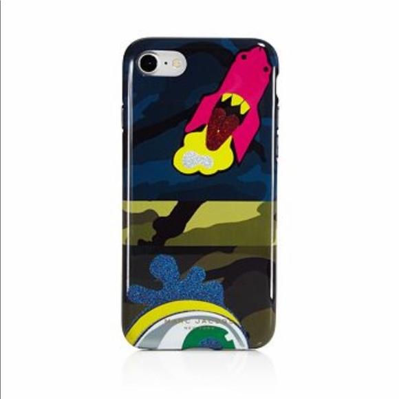 Marc Jacobs Iphone 7 Case